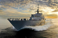 USS Fort Worth Events